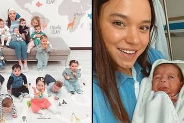 Người phụ nữ 24 tuổi có 22 con và sự thật bất ngờ