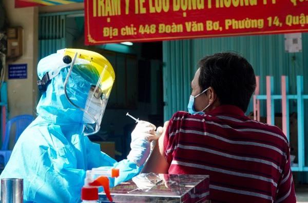 vắc xin,tiêm vắc xin