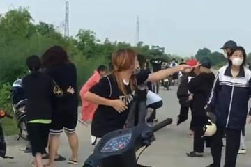 Nhóm nữ sinh đánh hội đồng: Sở GD&ĐT Ninh Bình nói gì?