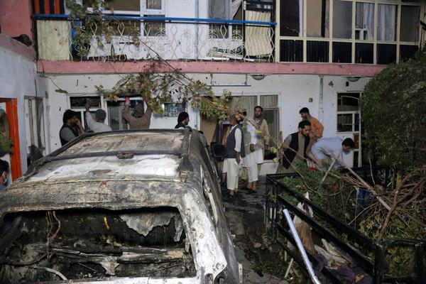 quân đội mỹ,sân bay kabul,taliban
