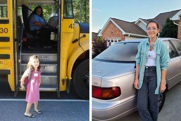 Những bức ảnh khiến bố mẹ giật mình: 'Tụi trẻ lớn quá nhanh!'