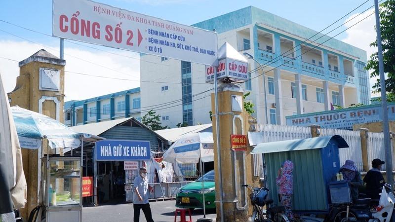 Quảng Nam: Xác minh vụ bệnh nhân vác ghế hành hung nhân viên y tế tại khoa cấp cứu