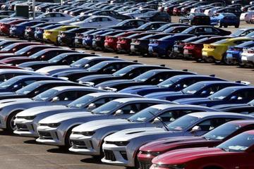 7 tháng, cả nước nhập khẩu gần 95.525 ô tô nguyên chiếc các loại