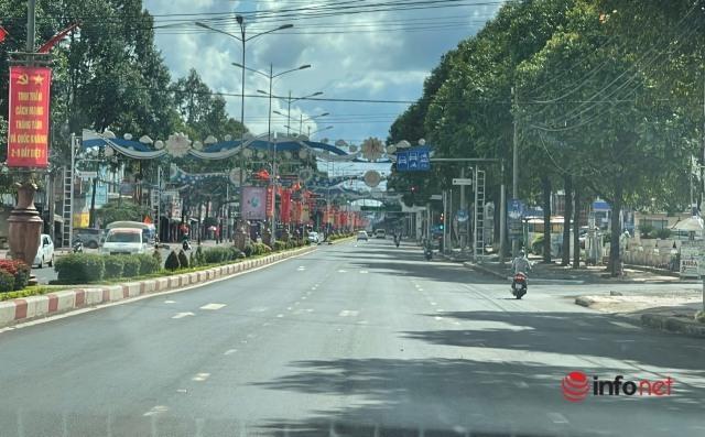 Người dân TP Buôn Ma Thuột vẫn ngại ra đường dù được nới lỏng giãn cách