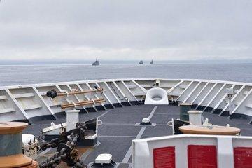 Ẩn ý của Trung Quốc khi điều 4 tàu chiến tới ngoài khơi bang Alaska của Mỹ?