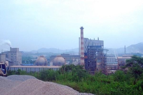 Xả khí thải độc hại ra môi trường, công ty sản xuất phân bón bị phạt 100 triệu đồng