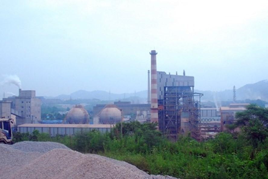 Lào Cai,sản xuất,phân bón,xả thải,khí thải,ô nhiễm môi trường,xử phạt hành chính,đình chỉ