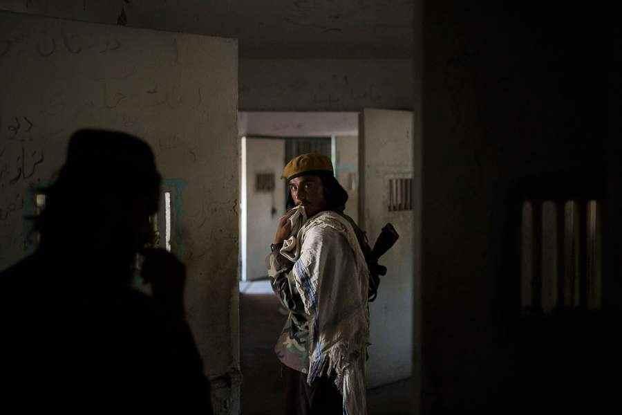 Điều gì đang xảy ra trong nhà tù lớn nhất ở Afghanistan?