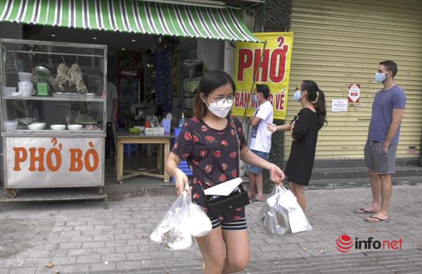 Hà Nội,COVID-19,bán mang về