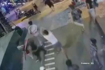 TP.HCM: Truy tố nhóm đâm chết Quân 'Xa Lộ'