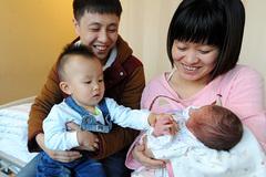 Trợ cấp tiền mua nhà cho những vợ chồng sinh từ 2 con ở Trung Quốc