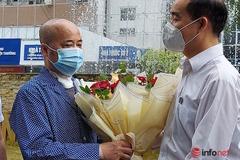 Chia sẻ của bệnh nhân Covid-19 nặng thoát 'tử thần' tại bệnh viện của Hà Nội