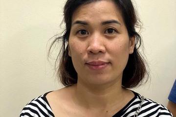 Làm giả giấy đi đường đưa 9 người từ Hà Nội về Nghệ An, nữ kế toán công ty vận tải quốc tế bị khởi tố