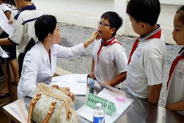 Hải Phòng: Quận Ngô Quyền phấn đấu 100% học sinh, sinh viên có thẻ BHYT