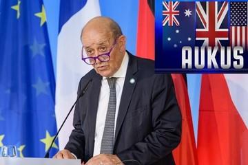 Pháp triệu hồi đại sứ ở Mỹ và Australia về nước ngay lập tức vì AUKUS