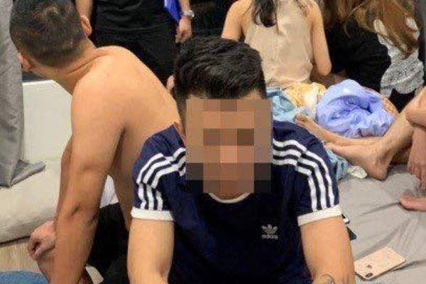 Công an liên tục phát hiện nhóm nam nữ sử dụng ma túy khu căn hộ cao cấp ở Hà Nội