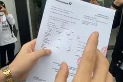 Dịch vụ phí sao kê, mỗi ngân hàng thu 1 giá