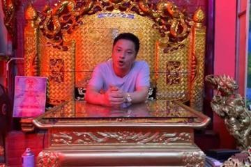 Hà Nội: Công an điều tra vụ tự xưng 'Ngọc Hoàng đại đế chống Covid-19 bằng trấn yểm'