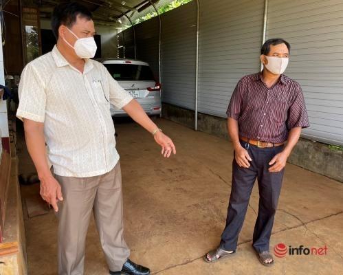 Covid-19,Đắk Lắk,Buôn Hluk,xã Ea Tiêu,huyện Cư Kuin