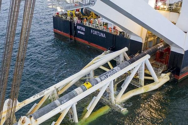 Nord Stream 2 nguy cơ biến thành đống đổ nát?