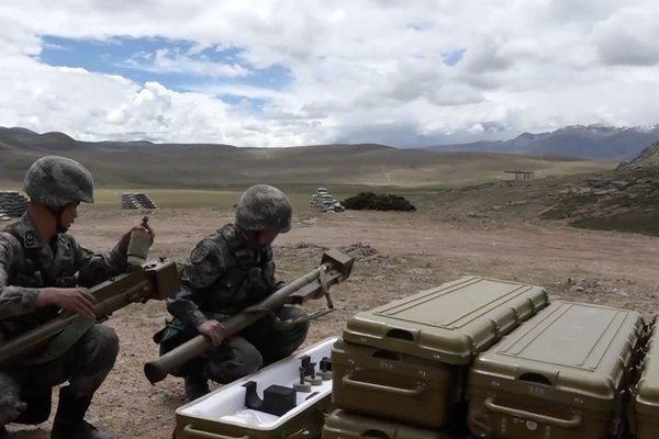 quân đội trung quốc,quân đội ấn độ,biên giới