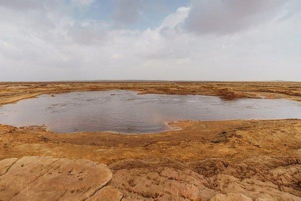Vùng nước siêu mặn hàng đầu thế giới, hơn cả Biển Chết