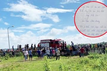 Vụ đôi nam nữ tự tử ở Quảng Nam: Thư tuyệt mệnh viết gì?