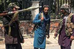 Lính Taliban bỡ ngỡ khi tiếng súng lặng im ở Afghanistan