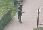 Video khoảnh khắc của nghi phạm trước vụ xả súng vào trường đại học ở Nga