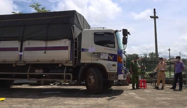 Đắk Nông,Cảnh sát giao thông