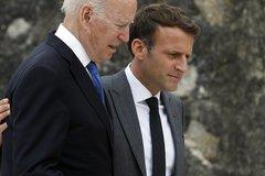Đại sứ Pháp sắp trở lại Mỹ sau bất đồng về liên minh AUKUS