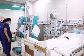 Chỉ sốt nhẹ, bé 3 tuổi nguy kịch do virus gây viêm cơ tim