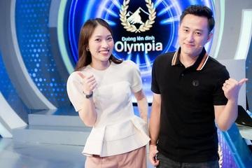 Khánh Vy là MC trẻ tuổi nhất dẫn dắt Đường lên đỉnh Olympia