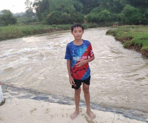 Thanh Hóa: Học sinh lớp 7 cứu sống bé gái 9 tuổi khỏi đuối nước
