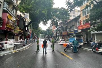 Người đàn ông tử vong ở phố Trần Nhân Tông nhiễm nCoV, chưa xác định nguồn lây