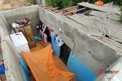 Quảng Nam: Hàng chục ngôi nhà bị tốc mái do lốc xoáy