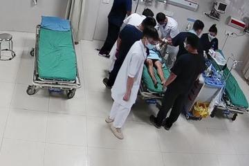 Cứu sản phụ mang thai 30 tuần nguy kịch, đứt động mạch cánh tay