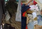 Hà Tĩnh: Mưa lớn gây sạt lở đất lúc rạng sáng, hai trẻ nhỏ bị thương
