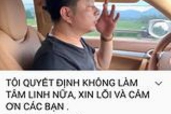 Khi nào Sở TT&TT Hà Nội làm việc với người tự xưng 'Ngọc Hoàng đại đế' chống Covid-19 bằng trấn yểm?