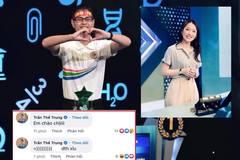 Quán quân Olympia 2019 Trần Thế Trung công khai 'thả thính' MC Khánh Vy