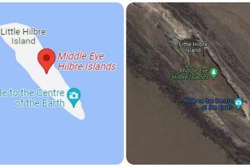 Phát hiện địa điểm bí ẩn trên Google Maps, chưa ai từng biết đến