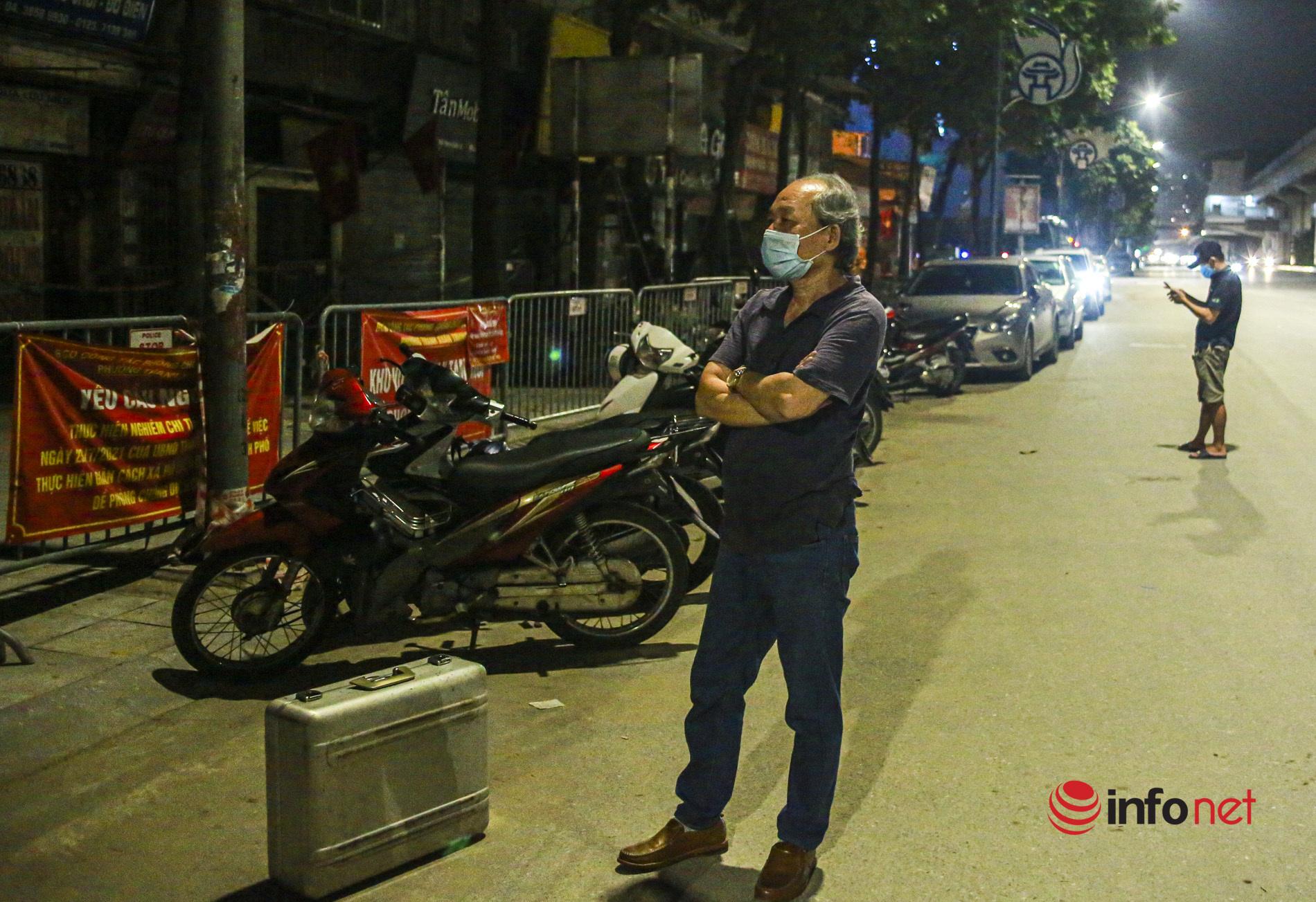 COVID-19,ca bệnh,Hà Nội,Thanh Xuân Trung,ngõ 328-330 đường Nguyễn Trãi,quận Thanh Xuân,gỡ bỏ phong tỏa