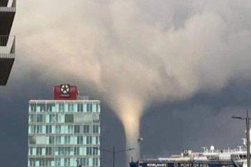 Lốc xoáy bất thường ở Đức, nhiều người bị thương và nguy kịch