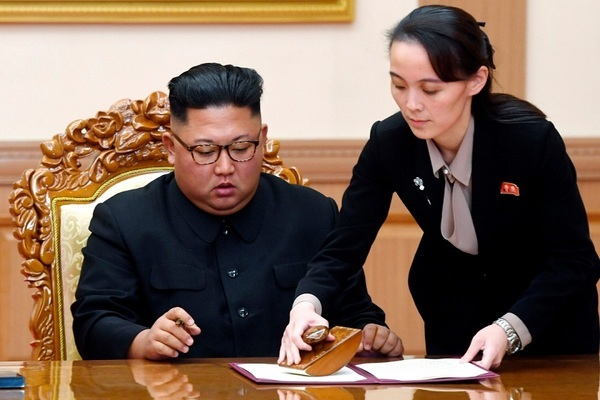 Em gái ông Kim Jong-un được bổ nhiệm vào cơ quan quyền lực hàng đầu Triều Tiên
