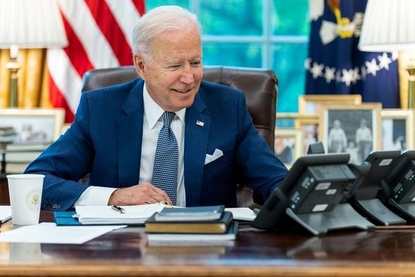 TT Mỹ Biden vẫn xếp sau 2 nhà lãnh đạo nhận mức lương cao nhất thế giới
