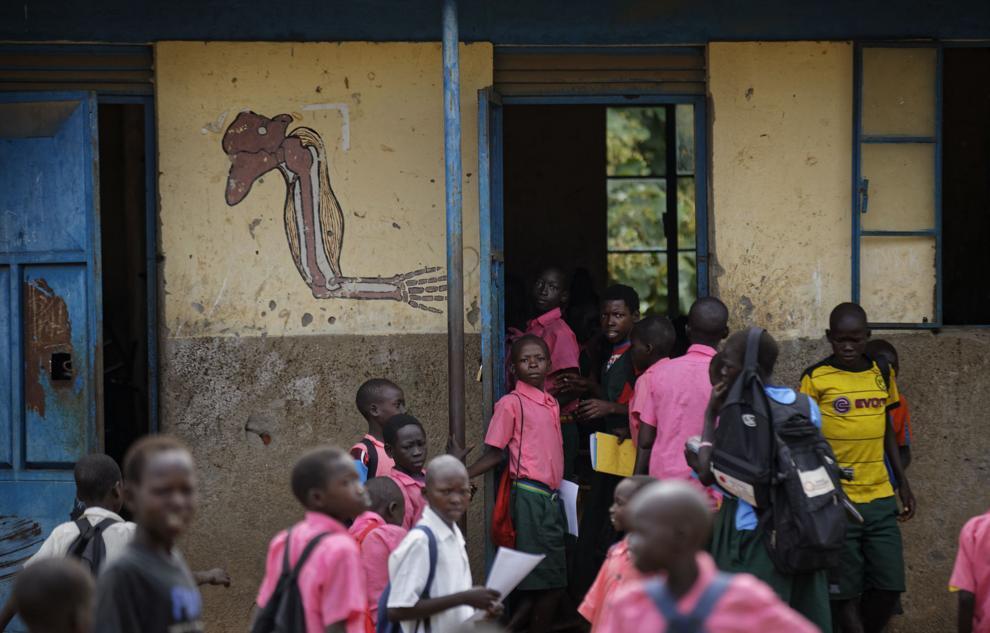 Giáo viên ở châu Phi lâm vào cảnh 'khốn cùng' vì Covid-19