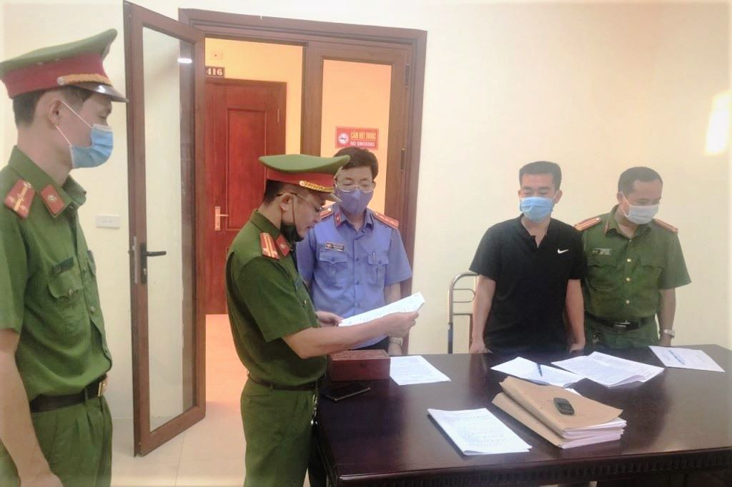 Khởi tố thêm 3 bị can trong vụ khai thác đá trái phép quy mô lớn ở Nghệ An