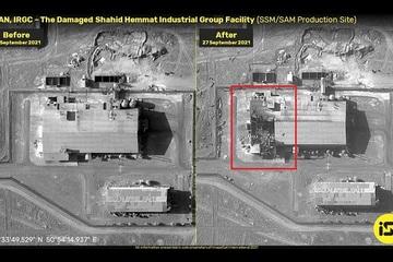 Vụ nổ bí ẩn của IRGC ở Iran dẫn tình báo Israel tới căn cứ bí mật