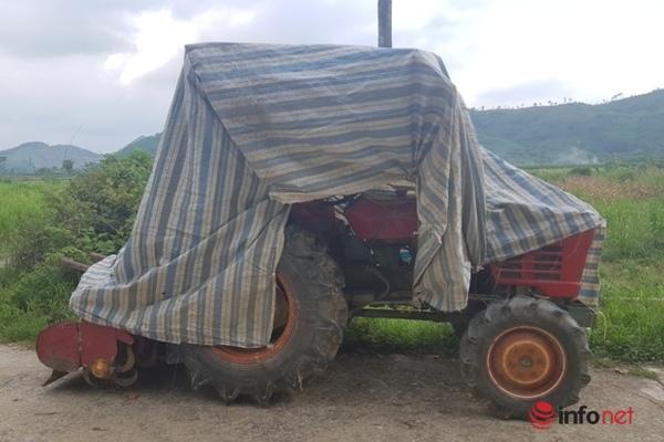 Hà Tĩnh: Tranh thủ đi cày ruộng, Bí thư chi bộ thôn tử vong do máy cày lao xuống mương nước