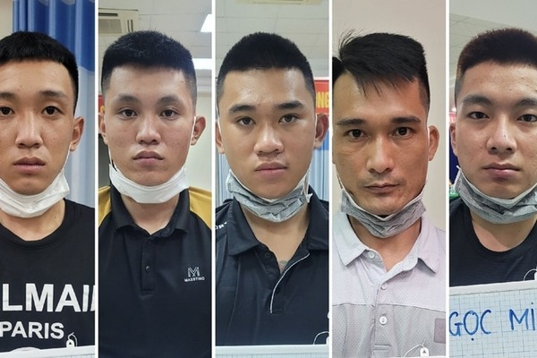 Quảng Nam: Bắt 5 đối tượng hoạt động 'tín dụng đen' với lãi suất 730% một năm